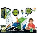 Център за татуировки Бен 10