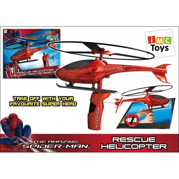 Spiderman Спасителен хеликоптер
