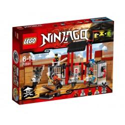 Лего Нинджаго Бягство от затвора Kryptarium