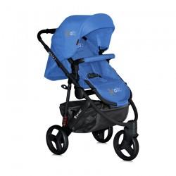 Бебешка количка Monza 3 Blue