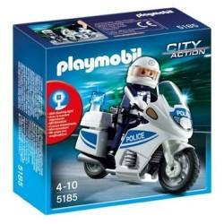 Плеймобил Полицейски мотор