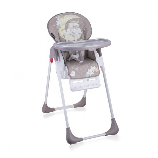 Столче за хранене TUTTI FRUTTI Beige Buho