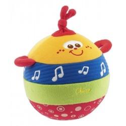 Мека музикална топка
