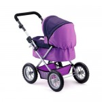 Bayer Детска количка за кукли с чанта Trendy