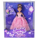 Sparkle Girlz Кукла Лукс с розова рокля