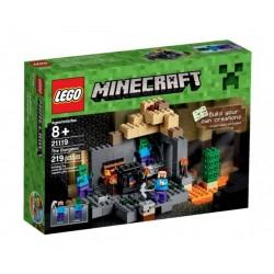 Лего Майнкрафт Тъмницата