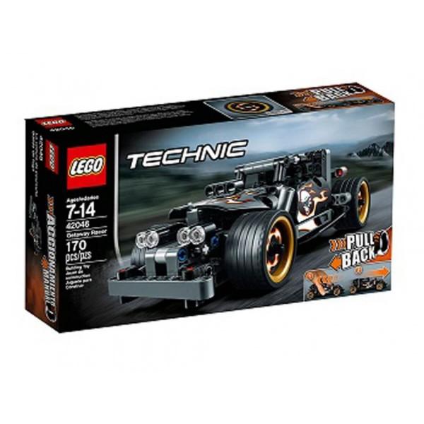 Лего Техник Състезателна кола за бягство