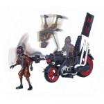 TMNT Мотор дракон с пехотинец