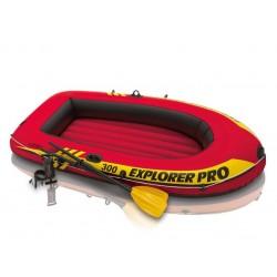 Интекс Лодка Explorer Pro 300