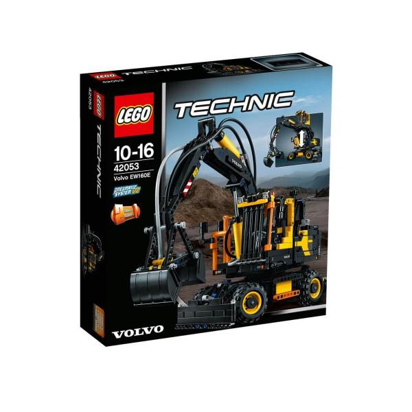 Лего Техник Volvo EW160E