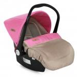 Стол за кола Lifesaver Beige&Rose