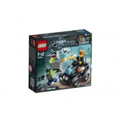 Лего Агенти Нападение край реката