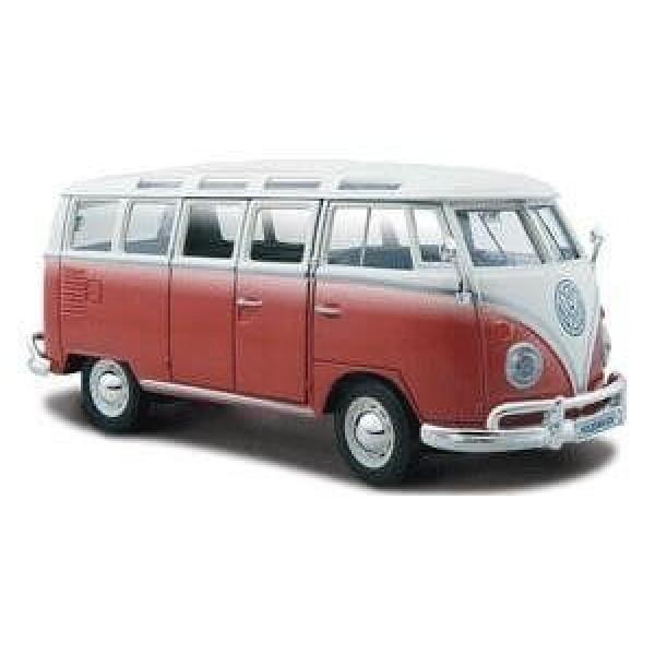 Maisto Sp Edition Ван Volkswagen Van Samba