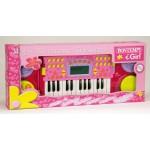 Електронен синтезатор за момиче