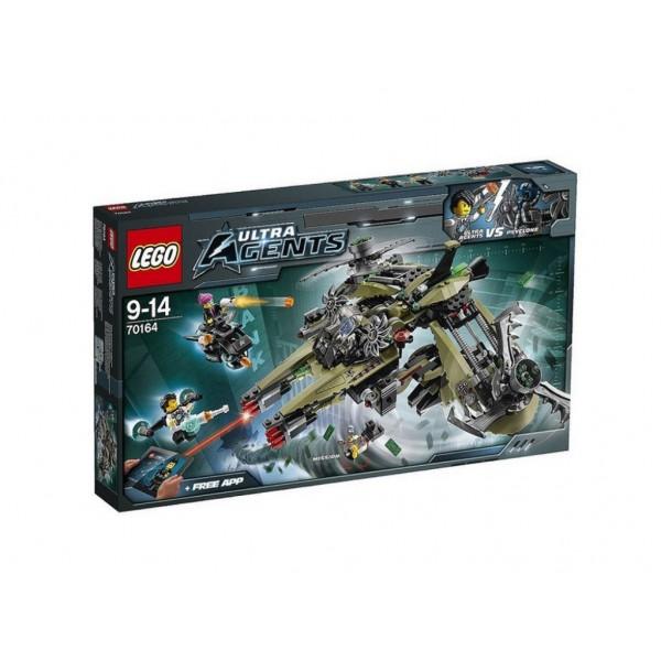 Лего Агенти Ураганен обир