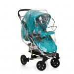 Комбинирана количка Miami 4 Trio Set Petrol/Grey