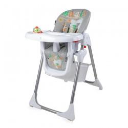 Стол за хранене YAM YAM Green&Grey Snail